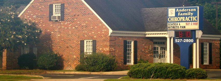 Chiropractic Kinston NC Office Building small